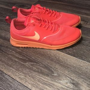 Nike WMNS Air Max Thea Hot Lava / Sunset Glow